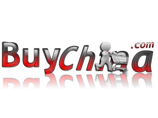 Bài tham dự cuộc thi #569 cho Logo Design for buychina.com