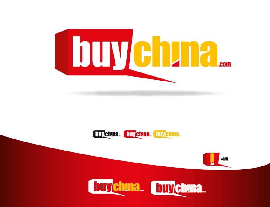 Bài tham dự cuộc thi #150 cho Logo Design for buychina.com