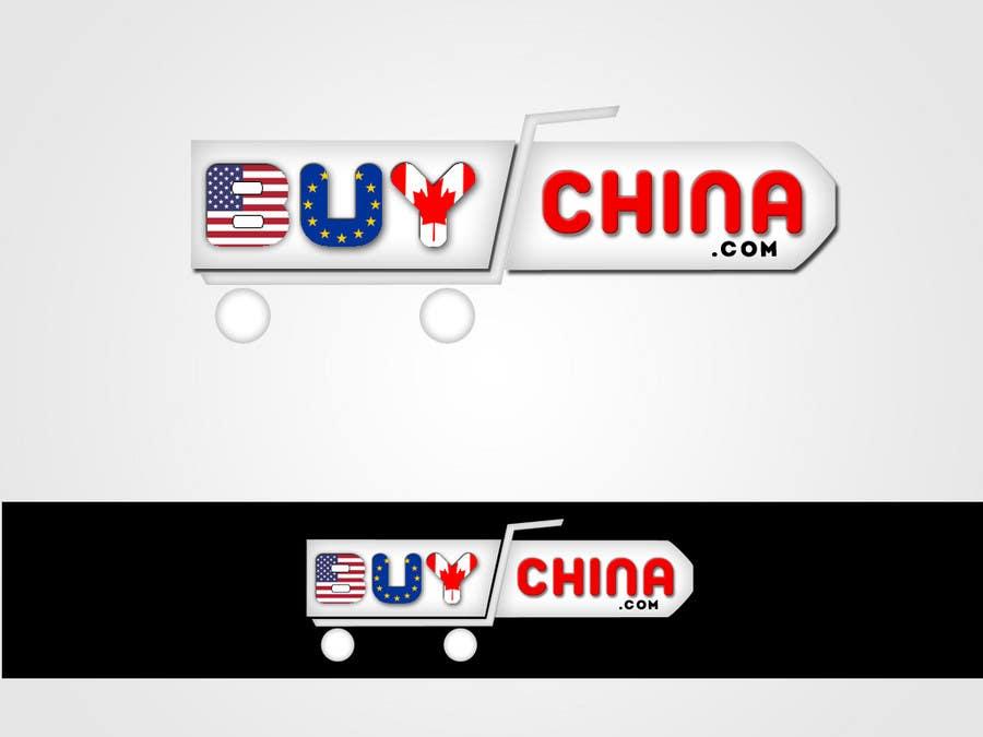 Bài tham dự cuộc thi #481 cho Logo Design for buychina.com