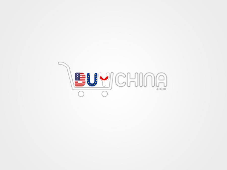 Bài tham dự cuộc thi #490 cho Logo Design for buychina.com