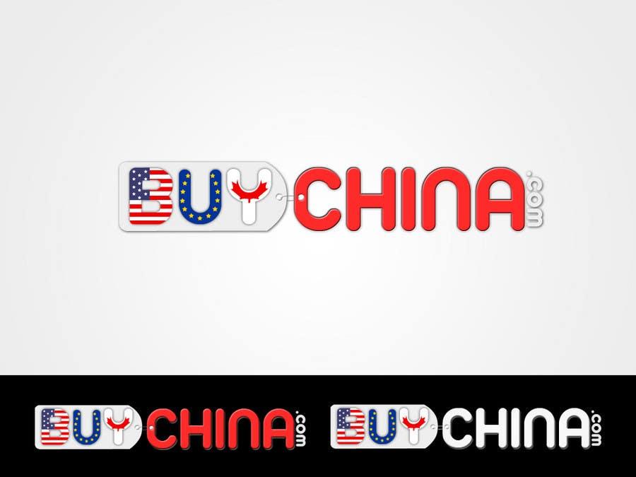 Bài tham dự cuộc thi #488 cho Logo Design for buychina.com