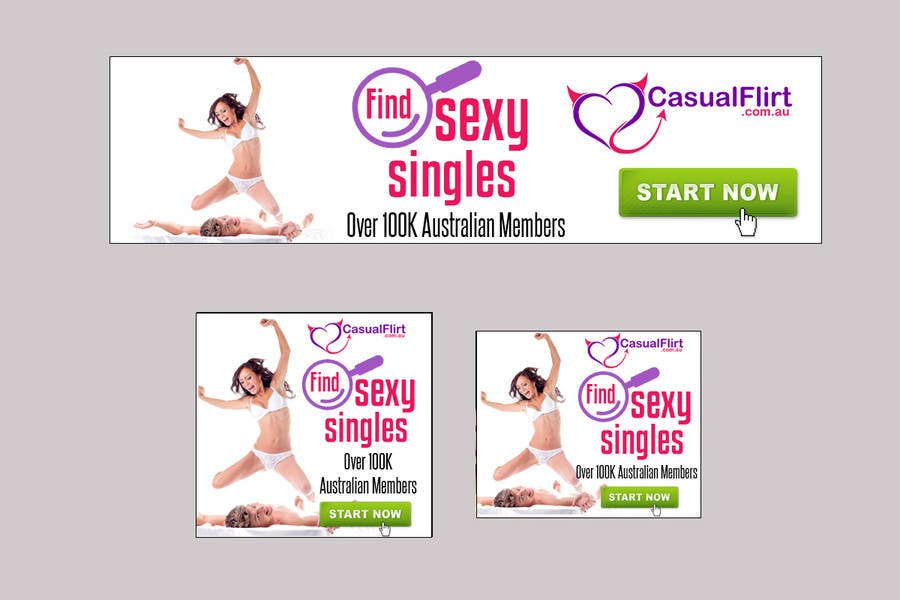Dating site banner