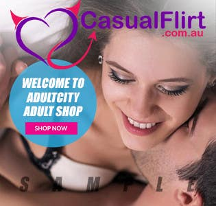 Adult Dating Site Ad Banners - 4 sizes