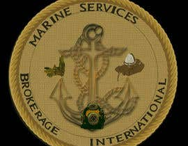 #75 para Logo Design for Marine Services Brokerage International por CDFdesign