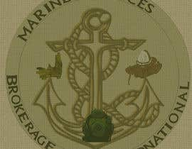#66 para Logo Design for Marine Services Brokerage International por CDFdesign