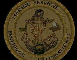 #77 untuk Logo Design for Marine Services Brokerage International oleh CDFdesign