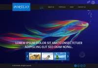 Contest Entry #20 for Design a Website Mockup for Portfolio