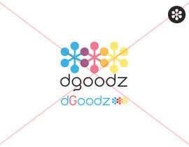 #380 for Logo design for dgoodz! af sebastianrealpe