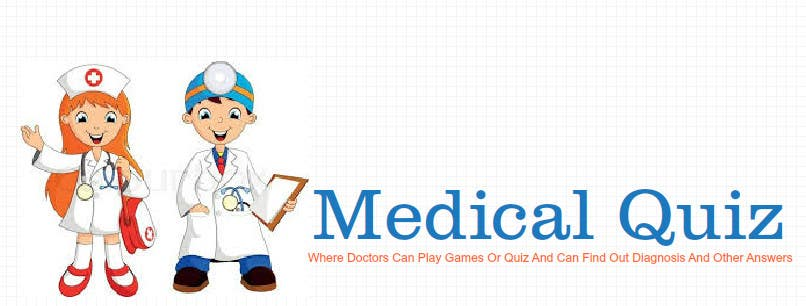 Entry #1 by WRITER49 for Logo for a medical quiz site