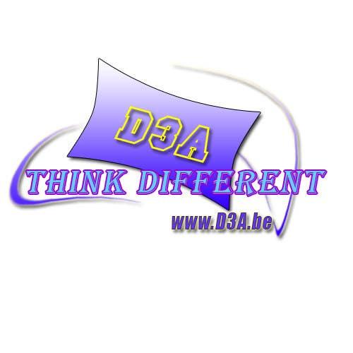 Bài tham dự cuộc thi #                                        10                                      cho                                         Ontwerp een Logo for D3A