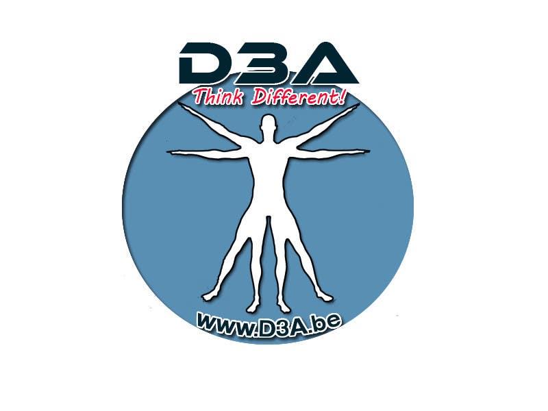 Bài tham dự cuộc thi #                                        8                                      cho                                         Ontwerp een Logo for D3A