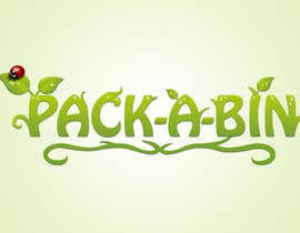 nº 53 pour Logo Design for our new startup-up company Pack-A-Bin. par armpogart