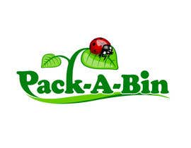 shooklg tarafından Logo Design for our new startup-up company Pack-A-Bin. için no 55