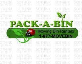 nº 79 pour Logo Design for our new startup-up company Pack-A-Bin. par Ethan310314