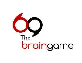 #19 para Logo Design for The Brain Game por nom2