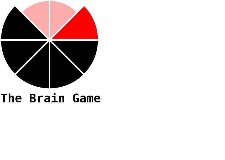 Конкурсная заявка №121 для Logo Design for The Brain Game