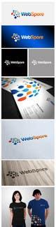 Icône de la proposition n°67 du concours Logo Design for WebSpore LLC