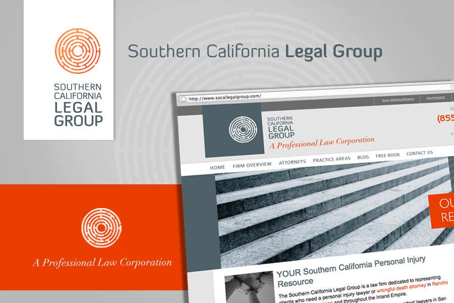 Contest Entry #429 for Logo Design for Southern California Legal Group
