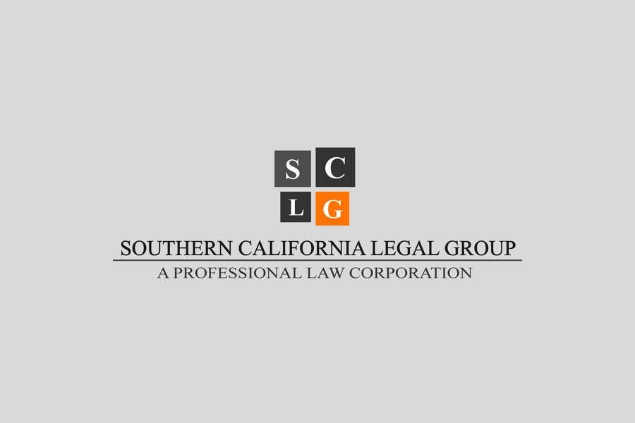 Participación en el concurso Nro.424 para Logo Design for Southern California Legal Group