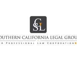 #215 za Logo Design for Southern California Legal Group od tarakbr