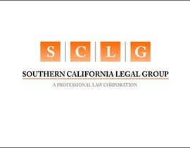 #359 para Logo Design for Southern California Legal Group de FLOWERS33