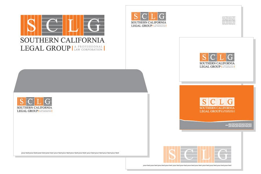 Participación en el concurso Nro.257 para Logo Design for Southern California Legal Group