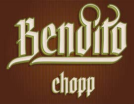 #9 para Logo (Ilustração) Chopp Bendito por vdabin
