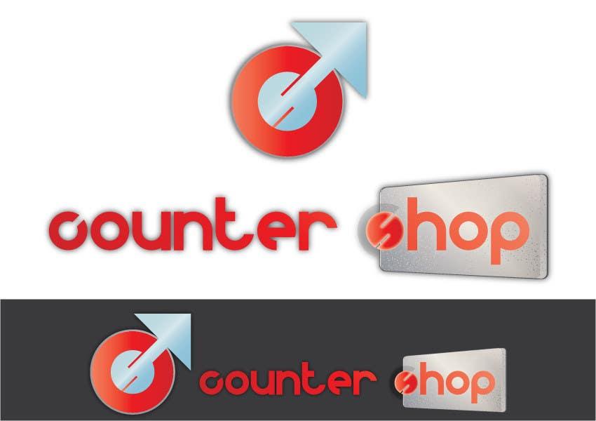Konkurrenceindlæg #159 for Logo Design for MrTop.com and CounterShop.com