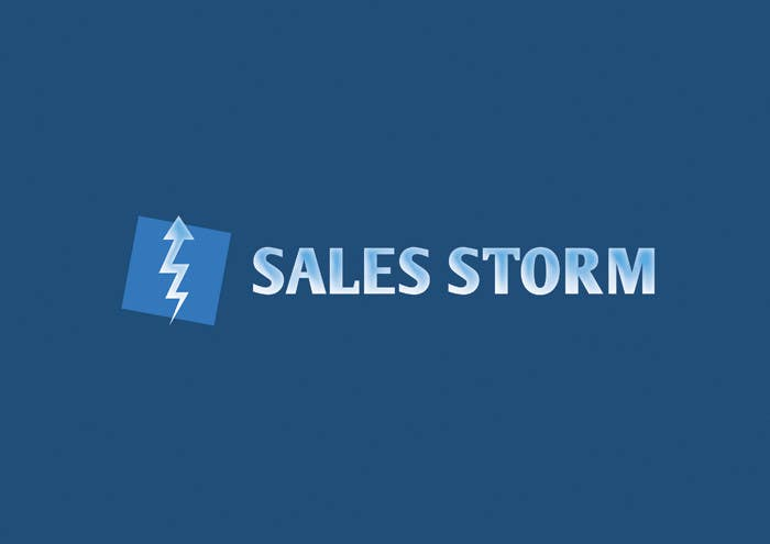 #141 for Logo Design for SalesStorm by pawelp12