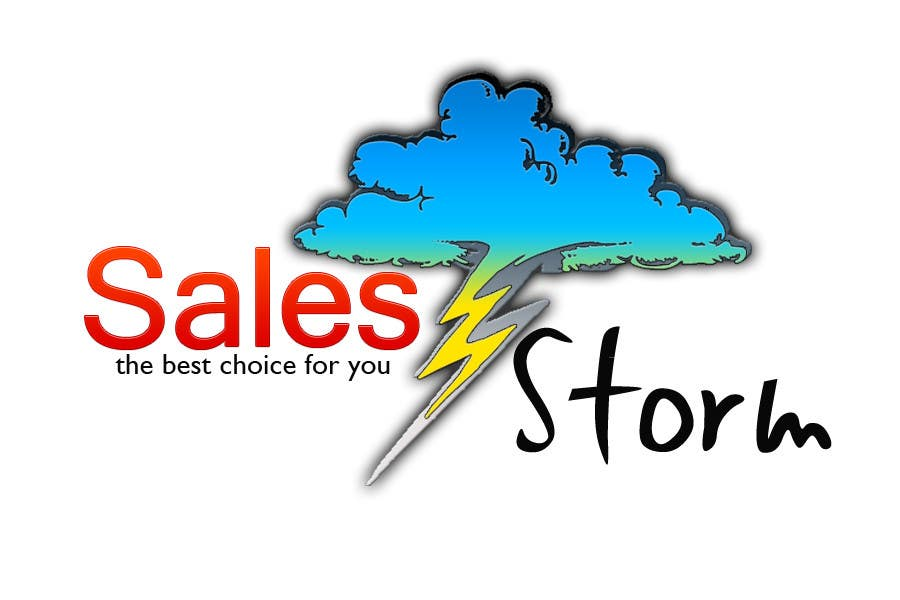 Contest Entry #                                        31                                      for                                         Logo Design for SalesStorm