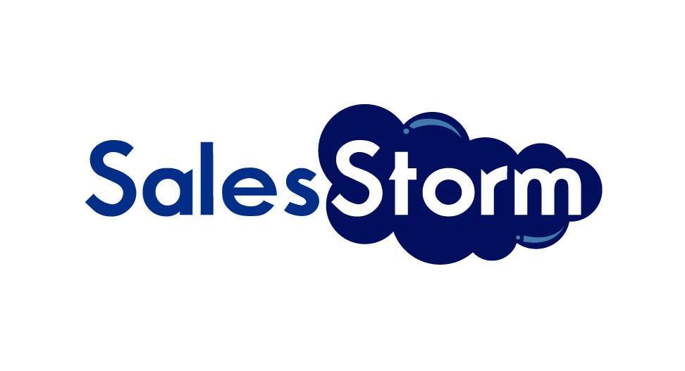 Entri Kontes #76 untukLogo Design for SalesStorm