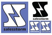 Graphic Design Contest Entry #41 for Logo Design for SalesStorm
