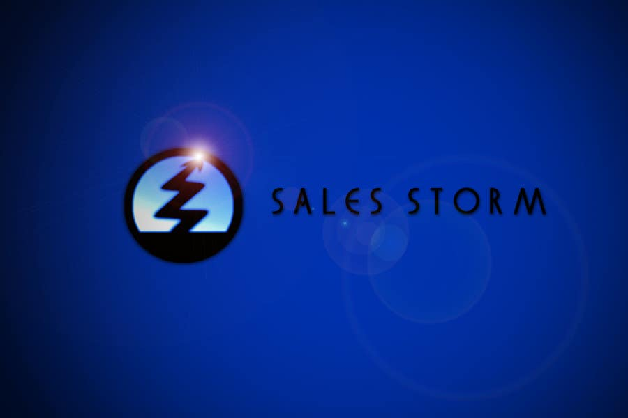 Entri Kontes #27 untukLogo Design for SalesStorm