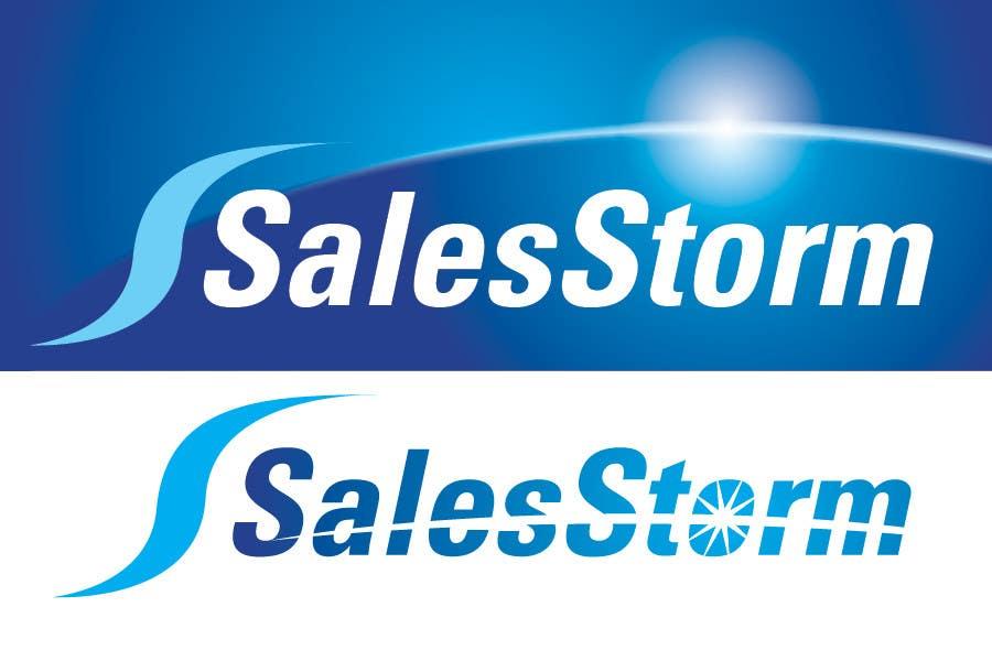 Contest Entry #                                        164                                      for                                         Logo Design for SalesStorm