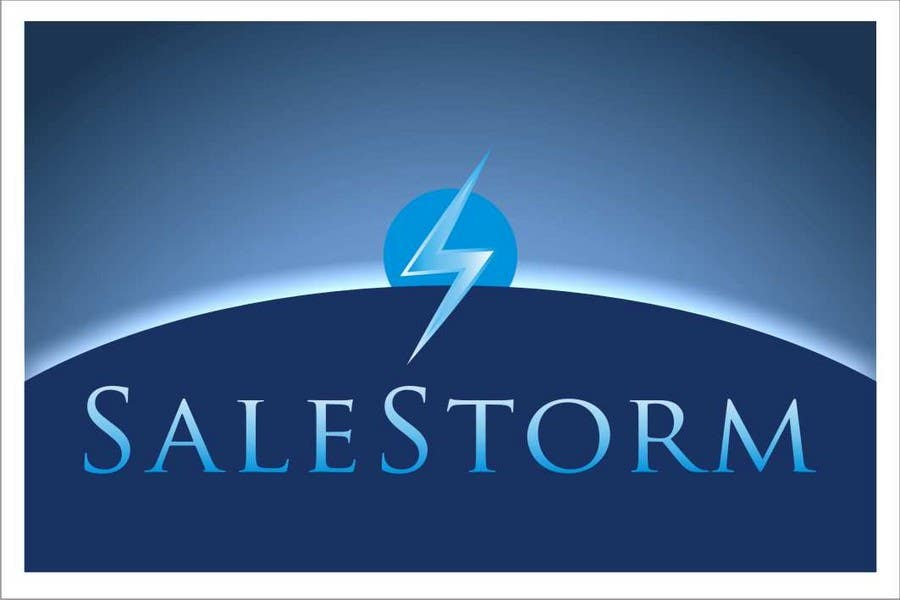 #96 for Logo Design for SalesStorm by lastmimzy