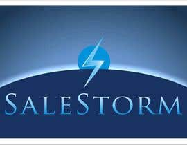 #96 para Logo Design for SalesStorm por lastmimzy