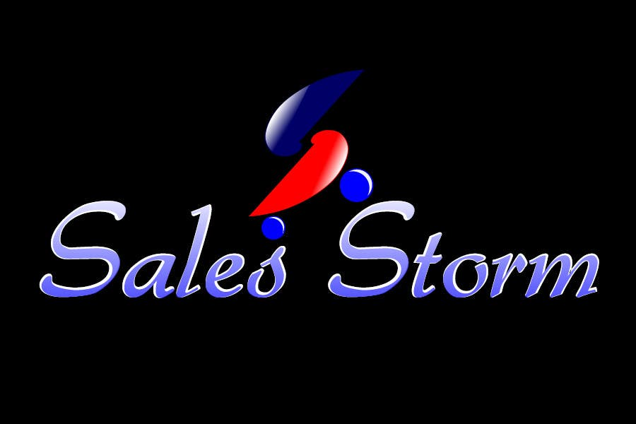 Contest Entry #                                        147                                      for                                         Logo Design for SalesStorm