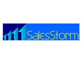 #206 para Logo Design for SalesStorm por sukeshhoogan