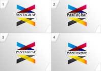 Graphic Design Конкурсная работа №408 для Logo Design for Pantagraf