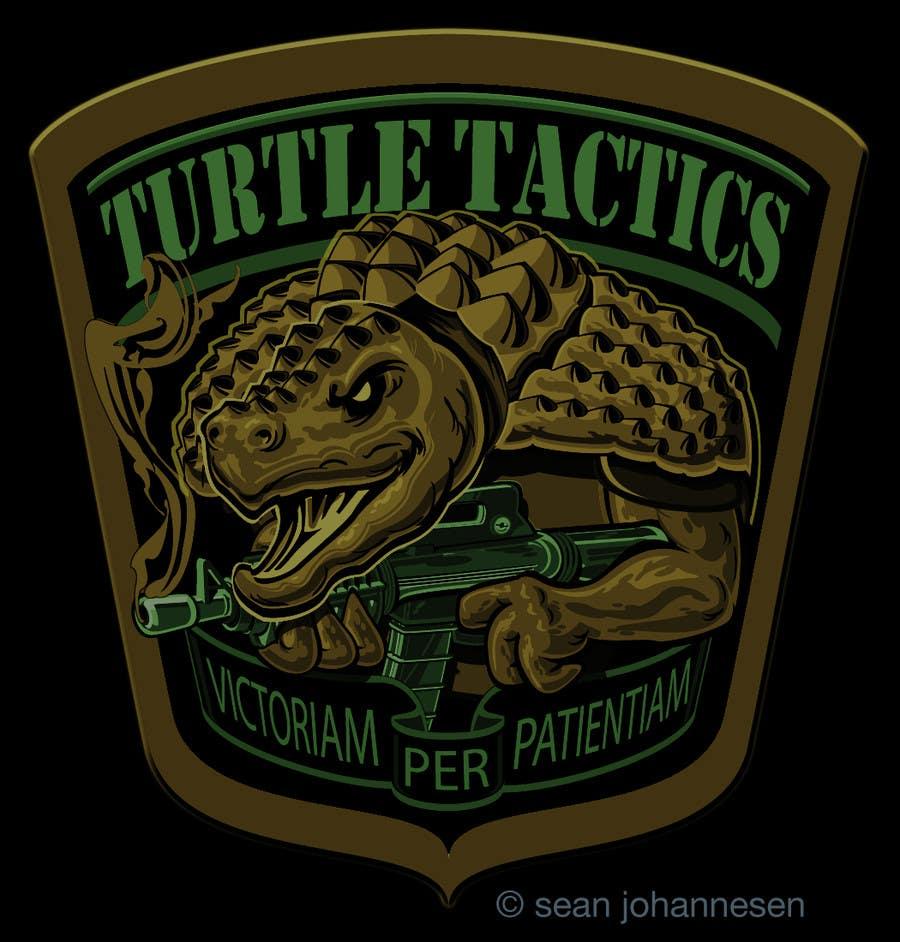 Penyertaan Peraduan #                                        20                                      untuk                                         Design a military patch