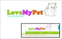 Graphic Design 参赛作品 #32 for Logo Design for Love My Pet