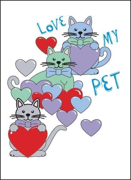 Συμμετοχή Διαγωνισμού #163 για Logo Design for Love My Pet