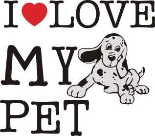 Contest Entry #158 for Logo Design for Love My Pet