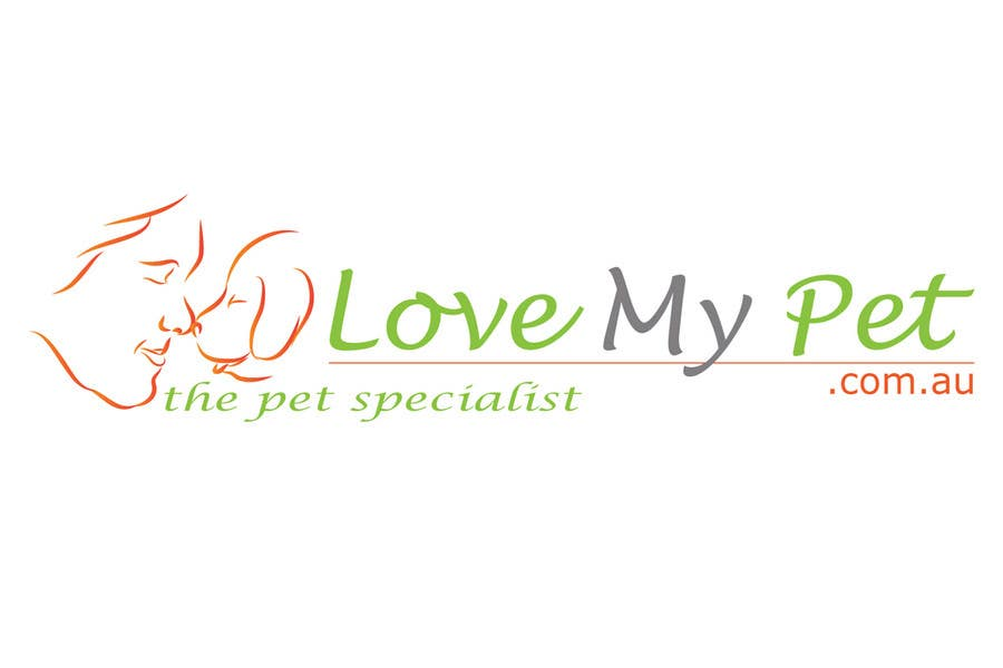 Participación en el concurso Nro.162 para Logo Design for Love My Pet