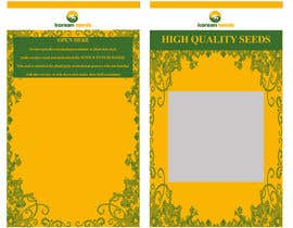 #6 для Создание эскизов для оформления и упаковки для Семян. от SaintWalker