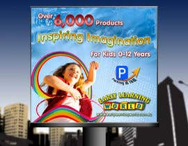 #44 for Banner Ad Design for Early Learning World UPDATED af emilianojn