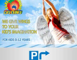 #49 cho Banner Ad Design for Early Learning World UPDATED bởi pratik12691