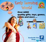 Proposition n° 47 du concours Graphic Design pour Banner Ad Design for Early Learning World UPDATED