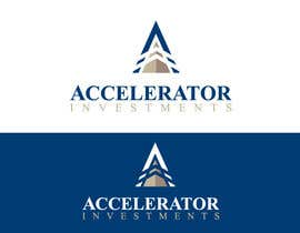 #166 para Logo Design for Accelerator Investments por jtmarechal