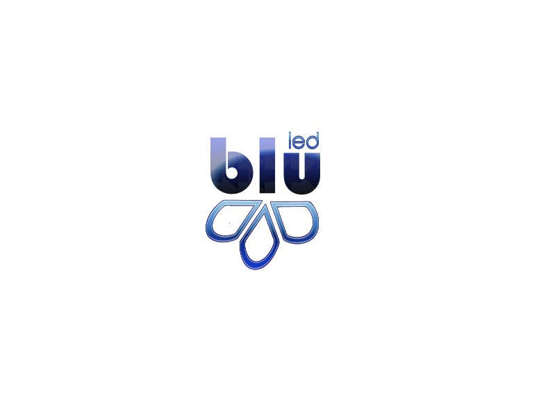 Конкурсная заявка №981 для Logo Design for Blu LED Company